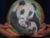 bellypaint-panda